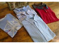 XL and XXL Designer Shirts T-Shirts Jack Wills Ralph Lauren Next Maine