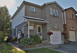 House including basement for rent in Bowmanville Avail Nov 1