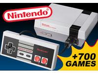 Nintendo NES Classic Mini + 700 NES Games