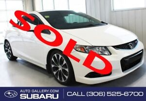 2013 Honda Civic Cpe Si | BACKUP CAMERA | NAVIGATION | SUNROOF |