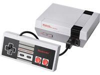 Nintendo Classic Mini. Boxed Mint Condition