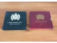 Ministry Of Sound Annuals II & III