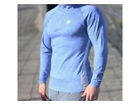 Mens Compression Gym Top Medium worn once smoke free home £5 collection millbrook oos