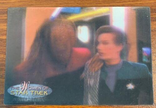 2000 Rittenhouse Women of Star Trek in Motion #14 Lt. Jadzia Dax Free Shipping