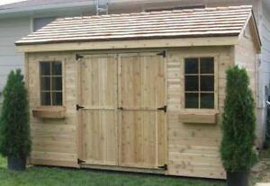 Sheds – Over 50 to choose from at windmilllandscapes.com