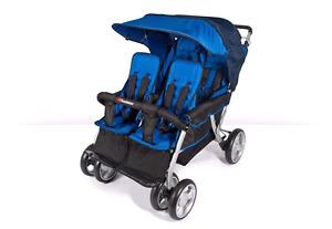 LF: a quad stroller