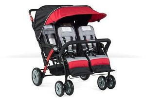 Wanted: Quad Stroller