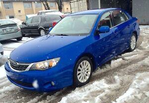 2008 Subaru Impreza 2.5 PRICE REDUCED FOR QUICK SALE