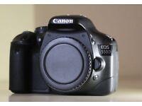 Canon EOS 550d - DSLR NOT Sony, Nikon, FujiFilm, Olympus