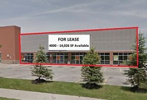 125 Chrysler Dr. #8 & #9 (From 4000-14,026 SF Retail For Lease!)