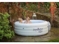 Lay z spa Vegas hot tub. Brand new