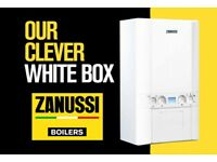 BRAND NEW ZANUSSI ULTRA A+ BOILER WITH 10 YEAR PARTS AND LABOUR WARRANTY INCLUDED