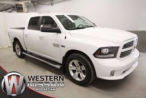 2014 Ram 1500 -Sport 4x4 -PST PAID - AIR SUSPENSION - RAM BOXES