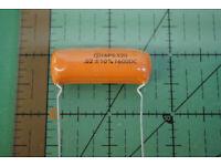 5GASS20 SPRAGUE Cap Ceramic 0.02uF 500V Z5U 20/% Radial 40 PIECES