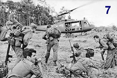 14  DIFFERENT VIETNAM WAR HIGH QUALITY PHOTO'S ONLY 2.95 EACH TAKE A LOOK