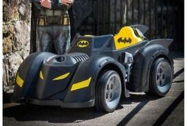 Brandnew batmobile