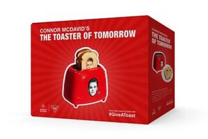 Connor McDavid's limited edition toaster.