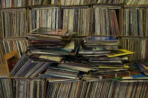 Over 500 Records FOR SALE!