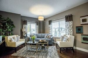 AMAZING NEW 3 BEDROOM TOWNHOUSE IN MAGRATH WITH 2-CAR GARAGE Edmonton Edmonton Area image 3