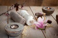 Massage de détente et de relaxation