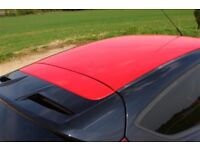 Ford Fiesta panther black spoiler st/st-line/Zetec s 2008-2017