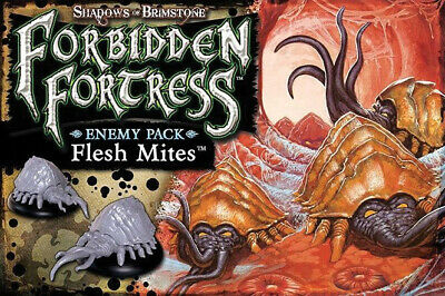 Flying Frog Games (FFP07E15 Flying Frog - Shadows of Brimstone: Flesh Mites Enemy)