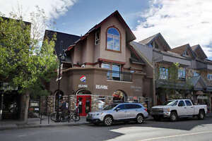 Canmore Main St. Commercial Retail Space for Lease