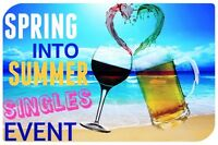 SINGLES MIXER & COMEDY EVENT (AGES 40-55)