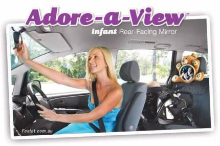 Business/Product for sale: Adore-A-View Baby Carseat Mirror