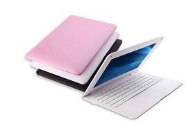 "10"" netbook android mini laptops Ram 1gb + rom 8gb"