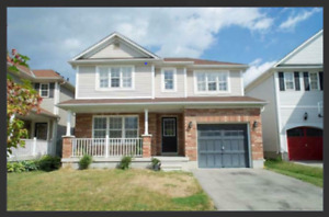 Detached House For Rent - 3 Bedroom 3 washroom - Brantford