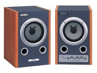 Limited Edition - Edirol Cakewalk by Roland MA-7A Active Stereo Micro Monitor Speaker Pair