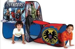 NEW: PLAYHUT Avengers Adventure Hut