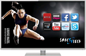 "Panaosonic 47"" led smart TV"