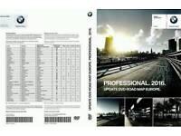 BMW 2016 Professional Navigation Map Europe