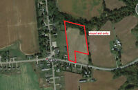 Low Low Price - Best Deal Around 7.64 ac - 25 min south of 401