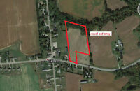 Wow! 7.64 Acres Vacant Land $135000 South of Hwy 401