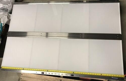 S&S X-Ray Equipment Light View Box Illuminator, 2 TIER, USED