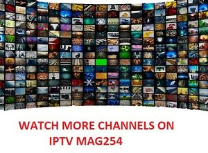 3200+ LIVE IPTV CHANNELS ANY ANROID OR MAG254 BOX  FOR 7$ MONTLY
