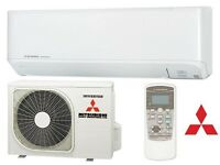 Mitsubishi Heavy Industries 2.5kw Air Conditioning Unit Brand New