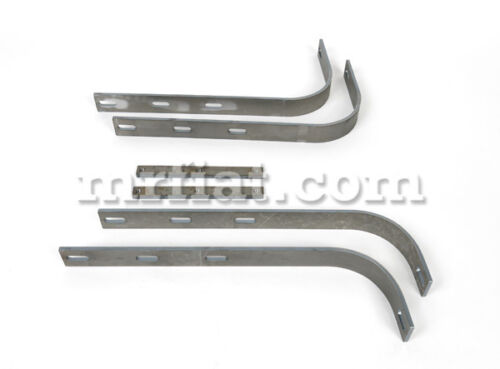 For Porsche 356 A Front Bumper Bracket Set 1952-59 New