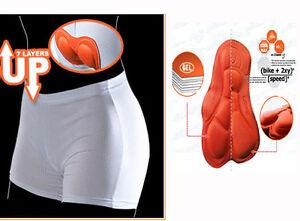 Women-Men-Bike-Gel-3D-Bicycle-Cycling-Riding-Shorts-Padded-Underwear-Pants-S-3XL
