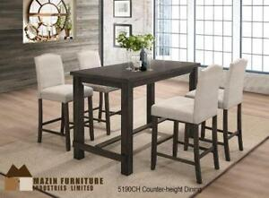 Espresso finish Dinette Set - Online only Sale (MA299)