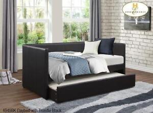 Black Daybed (BD-1679)