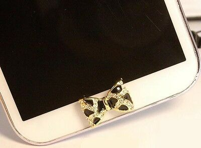 Cute Jewelry Design Home Button Sticker f Samsung Galaxys3,s4,s5,s6,Note2,3,4,5
