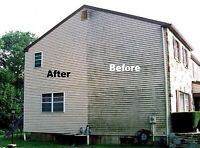 Pressure washing/Siding cleaning