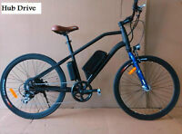 all new Electric road bike mountain bike 500w 48v