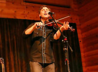 Singing Fiddler for Celtic, Folk, and Fusion Music