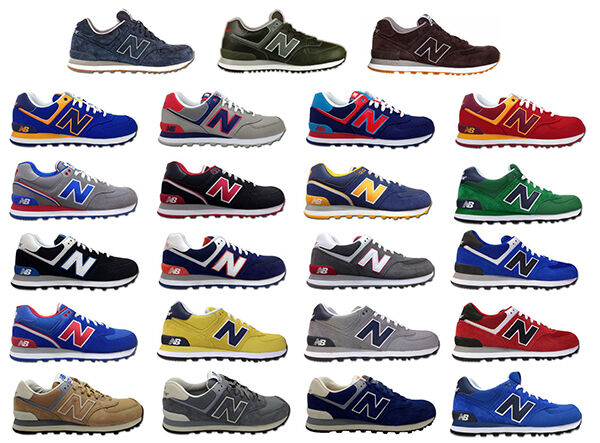 new new balance sneakers