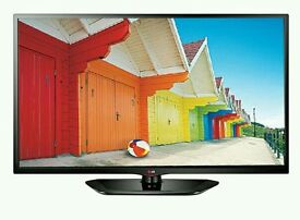 "LG 42"" LED tv USB MEDIA PLAYER HD FREEVIEW and freesat full hd 1080p ."